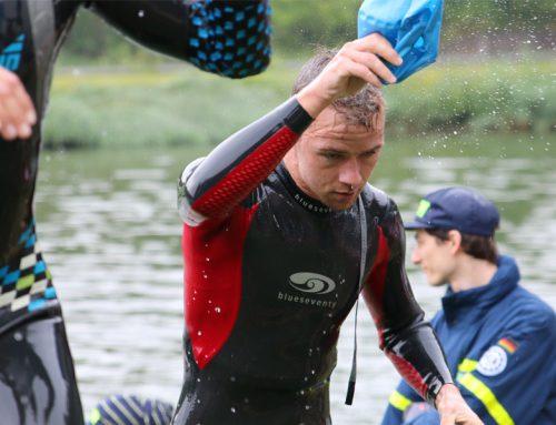 Erlangen Triathlon: Panik im Wasser und genervte Ehefrauen