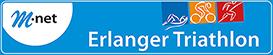 M-net Erlanger Triathlon Logo