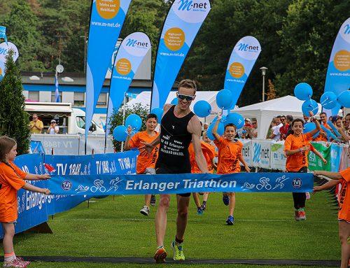 Happy End beim Erlanger Triathlon: LiveBlog zum Nachlesen